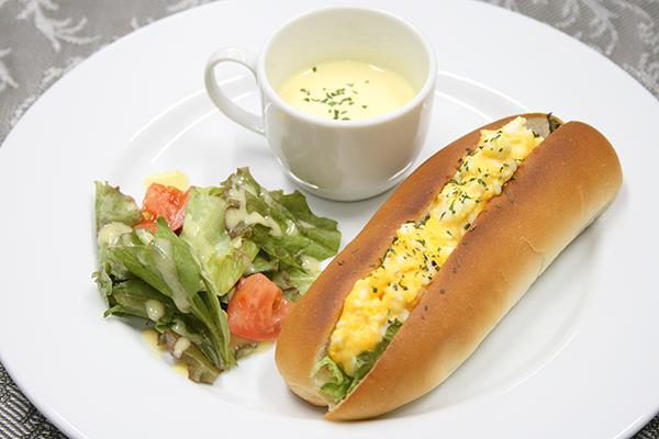アトリエビブリ 松阪市のケーキ&カフェ モーニング 朝食