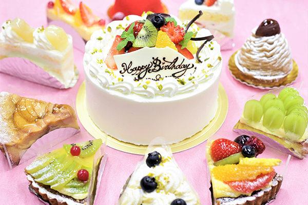 アトリエビブリ 松阪市のケーキ&カフェ 洋菓子 ケーキ バースデーケーキ アニバーサリーケーキ