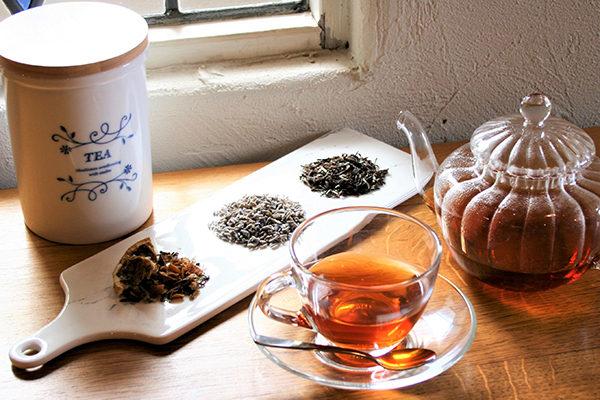 アトリエビブリ 松阪市のケーキ&カフェ 紅茶