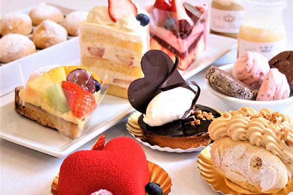 アトリエビブリ 松阪市のケーキ&カフェ ケーキ
