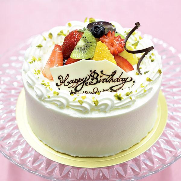 アトリエビブリ 松阪市のケーキ&カフェ フルーツショート バースデーケーキ アニバーサリーケーキ