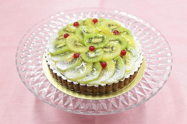 アトリエビブリ 松阪市のケーキ&カフェ キウイタルト