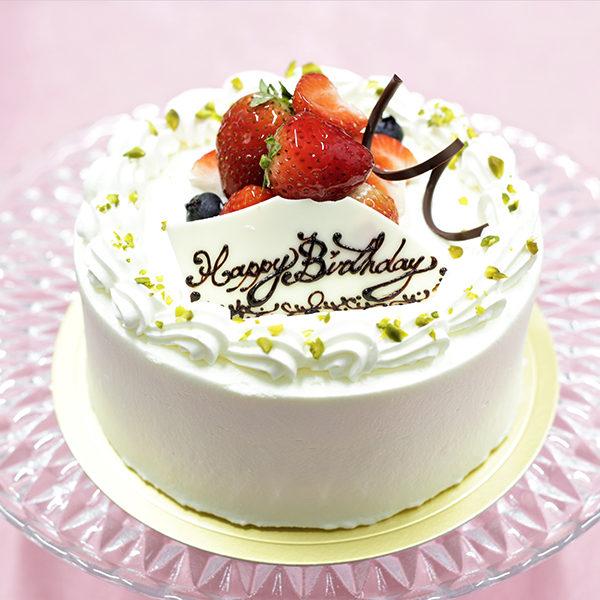 アトリエビブリ 松阪市のケーキ&カフェ イチゴショート バースデーケーキ アニバーサリーケーキ