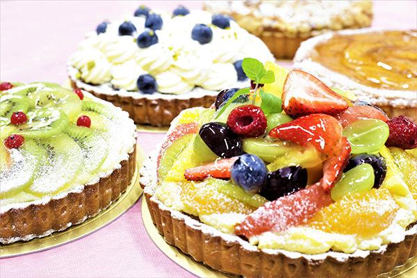 アトリエビブリ 松阪市のケーキ&カフェ タルト