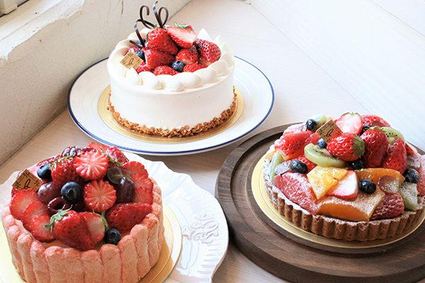アトリエビブリ 松阪市のケーキ&カフェ 記念日用ケーキ バースデーケーキ アニバーサリーケーキ