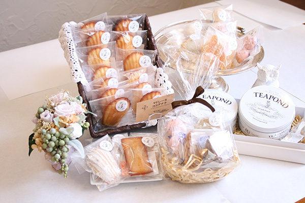 アトリエビブリ 松阪市のケーキ&カフェ 焼き菓子