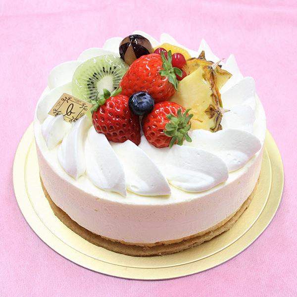アトリエビブリ 松阪市のケーキ&カフェ レアチーズ バースデーケーキ アニバーサリーケーキ